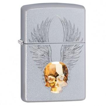 Gold Skull Design
