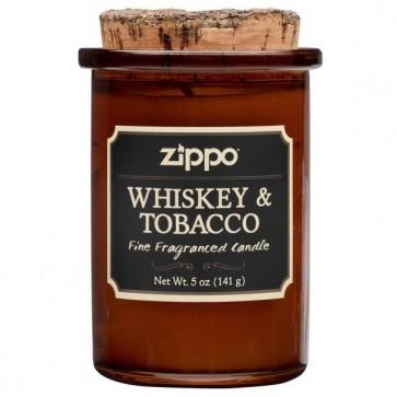 Duftlys Whiskey & Tobacco
