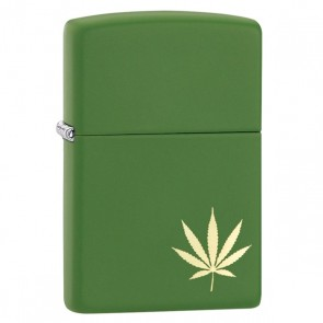 Pipe Lighter. Leaf Design.