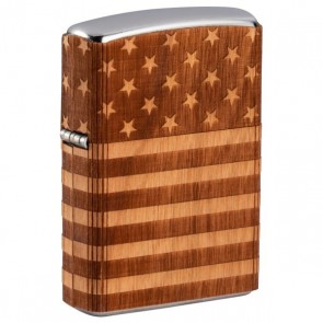 Woodchuck Wrap American Flag