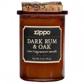 Duftlys Dark Rum & Oak