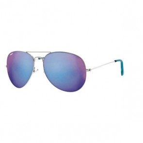 Blå Pilot Solbriller